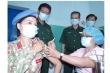 BV Quân y 175 tiêm vaccine COVID-19 cho lực lượng gìn giữ hòa bình Liên hợp quốc