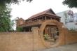 Ngắm nhà gỗ cổ thiết kế tuyệt đẹp ở Hà Nội