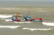 Điều 2 tàu Hải quân từ Cam Ranh tìm kiếm các tàu cá gặp nạn do bão số 9