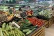 Ảnh: Rau xanh, thịt cá... đầy ắp siêu thị Hà Nội trong ngày đầu giãn cách xã hội