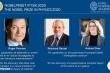 Nobel Vật lý 2020 vinh danh nghiên cứu về vũ trụ