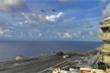 Mỹ điều oanh tạc cơ bay thẳng đến Biển Đông, tập trận với tàu sân bay hạt nhân