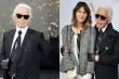 Victoria Beckham, Gigi Hadid và dàn sao xót thương ông hoàng Chanel