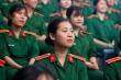 Năm 2021, Bộ Quốc phòng dừng tuyển sinh hai ngành