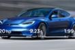 Tesla Model S Plaid: Siêu sedan 1020 mã lực, nhanh hơn Bugatti Chiron