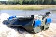 Video: Xem xe BTR-80 của quân đội Việt Nam lội nước tại Army Games 2020