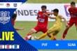 Video trực tiếp U17 PVF vs U17 SLNA, bán kết U17 Quốc gia 2020