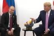 Ông Putin kêu gọi họp thượng đỉnh về Iran, ông Trump nói có thể không tham dự