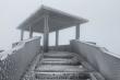 Đỉnh Mẫu Sơn giảm còn -3,4 độ C, nhiều nơi khả năng xuất hiện mưa tuyết