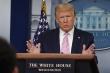 COVID-19: Tổng thống Trump nói về quyết định khó khăn nhất sắp phải đưa ra