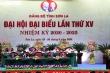 Khai mạc Đại hội đại biểu Đảng bộ tỉnh Sơn La