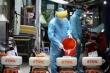 TP.HCM: Chuỗi lây nhiễm COVID-19 chợ đầu mối Hóc Môn - chợ Sơn Kỳ tăng lên 52 ca