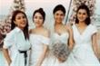 Ảnh đẹp lễ cưới của sao phim 'Ghét thì yêu thôi' và chồng đại gia