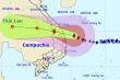 Bão số 9 sắp vào đất liền, từ Đà Nẵng đến Phú Yên gió giật cấp 15