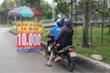 Sợ bị CSGT phạt, dân Thủ đô đổ xô đi mua bảo hiểm xe máy