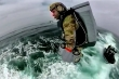 Video: 'Người bay' thủy quân lục chiến Anh đổ bộ lên tàu chiến