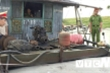 Bắc Ninh liên tiếp bắt giữ nhiều tàu khai thác cát trái phép