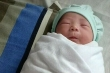 Bé gái chào đời khỏe mạnh tại khu cách ly bệnh viện
