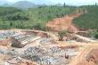 Tai nạn công trình thuỷ điện ở Kon Tum, nhiều người thương vong