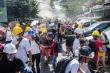 Thêm 3 người biểu tình ở Myanmar bị bắn chết