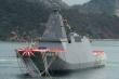 Nhật Bản hạ thủy khinh hạm tàng hình đa nhiệm Mogami
