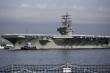 Mỹ điều tàu sân bay USS Ronald Reagan trở lại Biển Đông tập trận