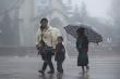 Không khí lạnh tăng cường mạnh hơn, Bắc Bộ mưa rét