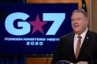Nhóm G7 ra tuyên bố chung về Hong Kong, quan ngại luật an ninh mới