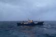 Bộ Ngoại giao thông tin về tàu Nga gặp nạn được Việt Nam cứu hộ