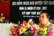 Bí thư huyện ở Quảng Nam xin nghỉ hưu trước 5 năm