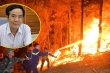 Chuyên gia khí tượng chỉ ra nhân tố khiến các vụ cháy rừng ở Hà Tĩnh trở nên khó kiểm soát