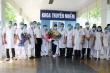 Bệnh nhân mắc COVID-19 cuối cùng ở Ninh Bình khỏi bệnh