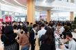 Hàng nghìn khách hàng tham quan căn hộ mẫu dòng Ruby của Vinhomes lần đầu ra mắt