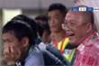 Vòng 9 V-League: Nụ cười khó hiểu của ông bầu