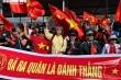 Hình ảnh ấn tượng của cổ động viên Việt Nam ở trận chung kết 'Xe tăng hành tiến'