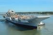 Ấn Độ thử nghiệm thành công tàu sân bay Vikrant