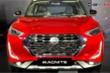 SUV cỡ nhỏ Nissan Magnite lộ diện tại Ấn Độ