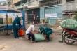 Ảnh: TP.HCM phong tỏa khu dân cư nơi bệnh nhân 1347 sinh sống