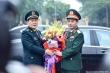 Lễ đón chính thức Bộ trưởng Quốc phòng Trung Quốc Ngụy Phượng Hòa