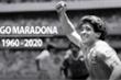 Người dân Argentina viếng Huyền thoại Diego Maradona