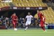 Trực tiếp bóng đá Việt Nam 2-3 UAE: Minh Vương tỏa sáng