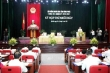 Ông Lê Duy Thành được bầu giữ chức Phó Bí thư Tỉnh ủy Vĩnh Phúc