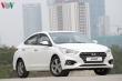 Hyundai Accent vượt Toyota Vios trở thành xe bán chạy nhất