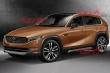 Mazda CX-5 chuẩn bị tái sinh, đối đầu xe sang Mercedes GLC