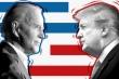 Trực tiếp số phiếu bầu cử Tổng thống Mỹ 2020: Biden 238 phiếu - Trump 213 phiếu