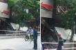 Sập nhà ở phố Hàng Bông, Hà Nội