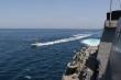 11 tàu chiến Iran áp sát tàu Hải quân Mỹ trên Vịnh Ba Tư