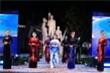 Bộ sưu tập áo dài di sản của nhà thiết kế dân tộc Tày khiến khán giả ngỡ ngàng