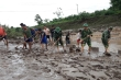 Quảng Trị - Huế tan hoang sau bão số 5, quân dân chung tay khắc phục