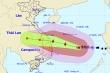 Bão số 9 gây mưa rất to cho Thừa Thiên Huế đến Phú Yên từ đêm nay